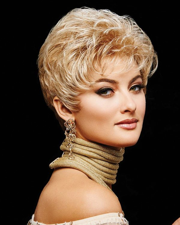 Wig Salon Acclaim Large Synthetic Wig By Gabor