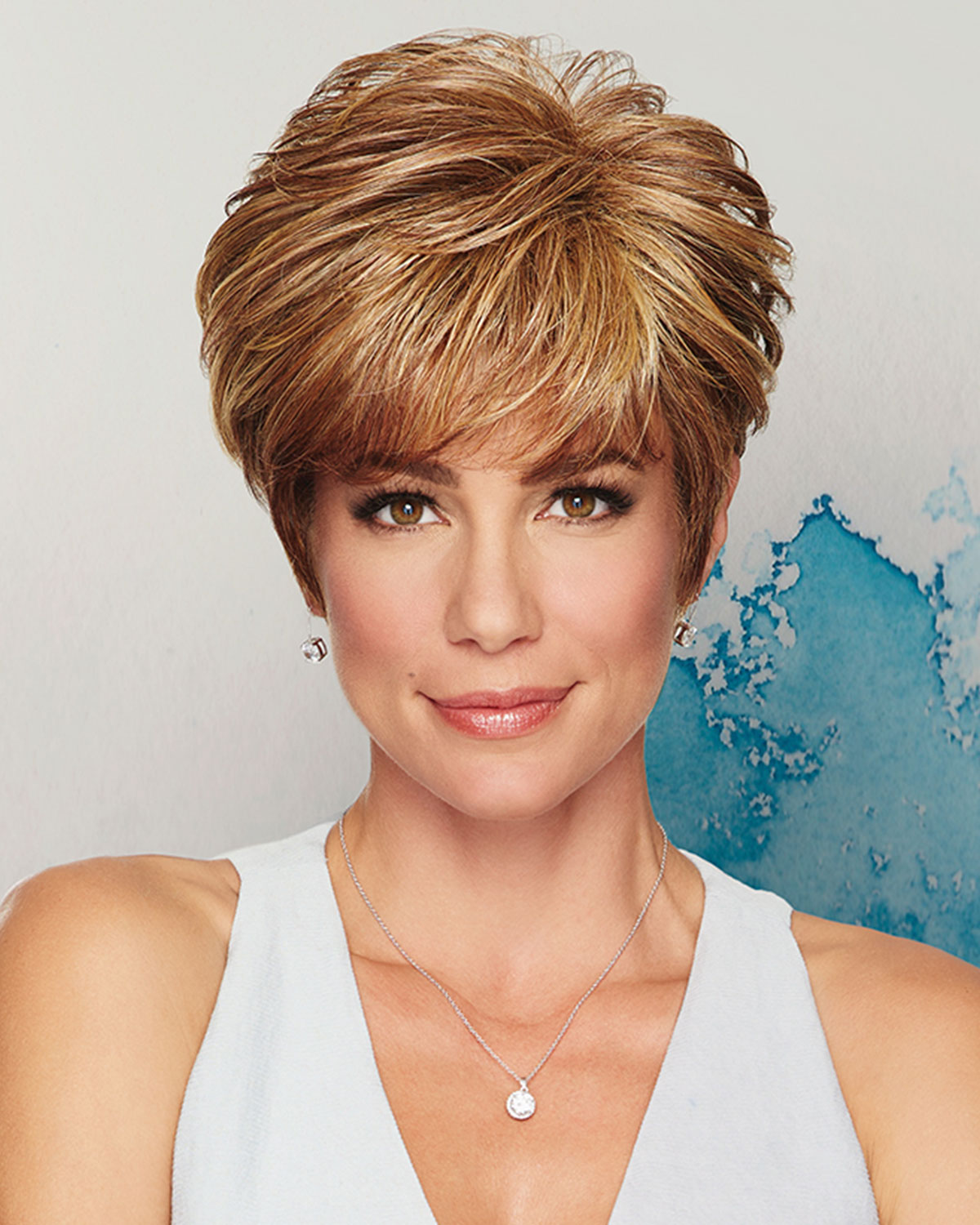 short lace front wigs wig