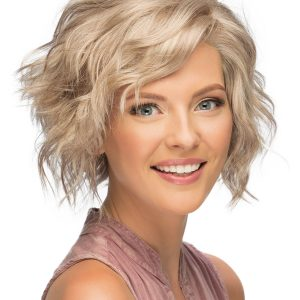 5 Wits Wigs Wynter Lace Front & Monofilament Part Synthetic Wig By Estetica