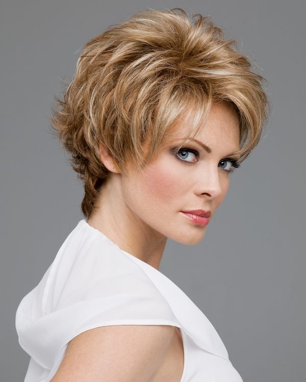 Good Quality Wigs Micki Lace Front & Monofilament Synthetic Wig By Envy