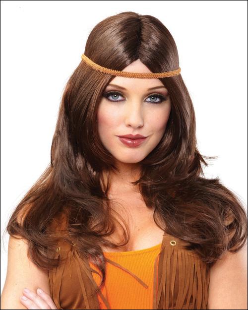 wig u part wig