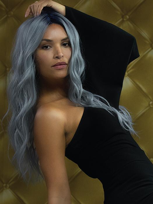 Lavish Wavez   Colored Long Women's New Arrivals Lace Front Wigs - wigglytuff.net