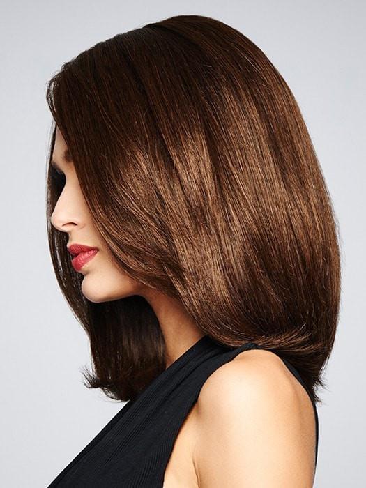 Beguile   Blonde Brunette Mid-Length Wavy Red Women's Curly Wigs - wigglytuff.net