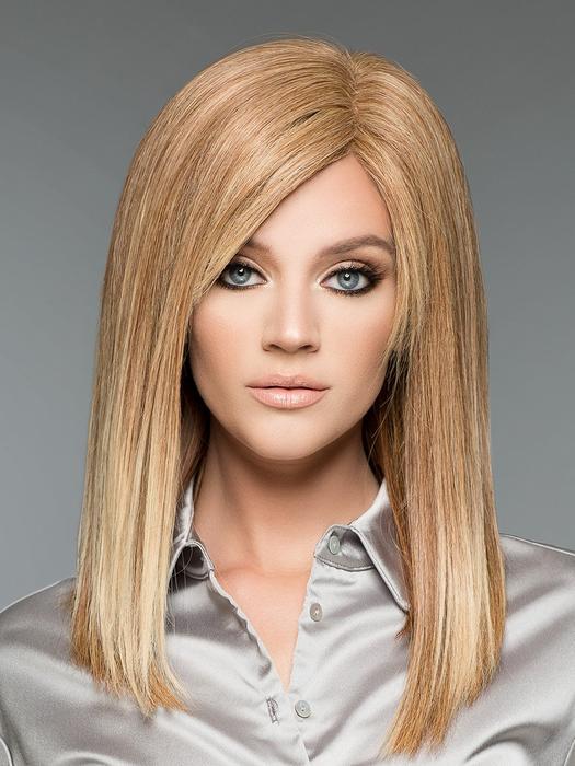 Adelle (HT)   Black Women's Brunette Straight Red Wigs - wigglytuff.net