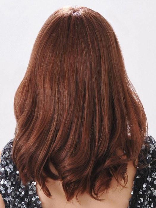 Adelle H-Mono | Black Brunette Long Blonde Red Wigs - wigglytuff.net