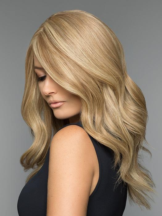 Alexandra H-Mono Human Hair | Black Long Straight Women's Layered Monofilament Wigs - wigglytuff.net