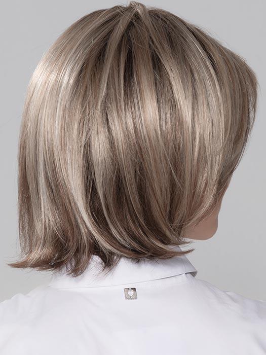 Queen Comfort | Brunette Synthetic Red Blonde Straight Wigs - wigglytuff.net