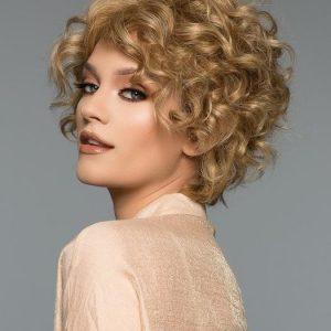 Sunny | Black Women's Short Gray Human Hair Monofilament Wigs - wigglytuff.net
