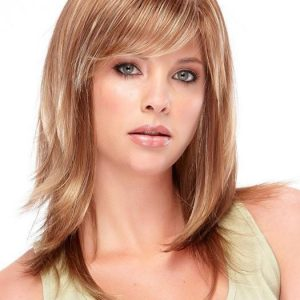 Angelique Average | Red Women's Synthetic Black Straight Wigs - wigglytuff.net