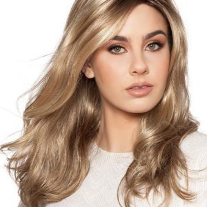 Camila | Red Long Blonde Women's Gray Synthetic Wigs - wigglytuff.net