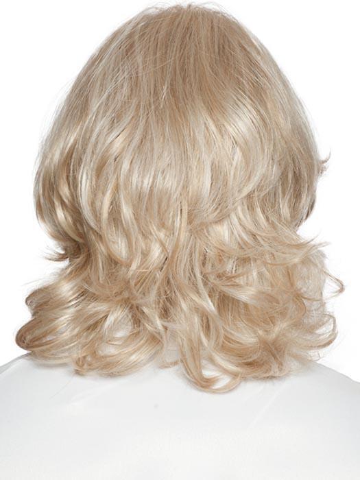 Iris | Red Black Women's Wavy Brunette Wigs - wigglytuff.net
