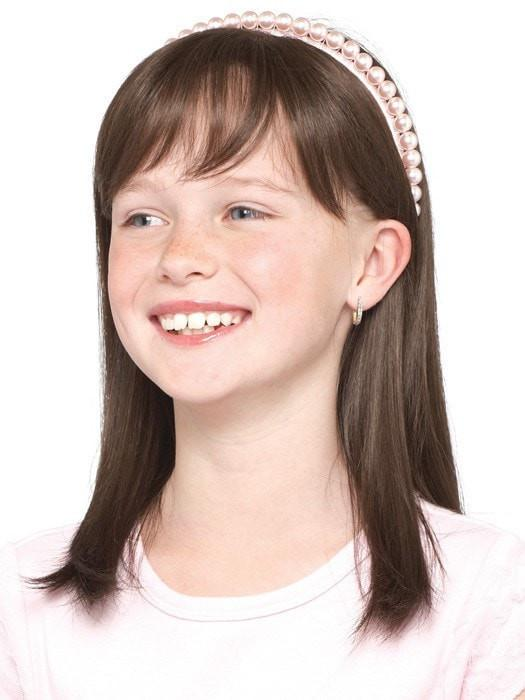 Miley | Brunette Blonde Kids' Wigs - wigglytuff.net