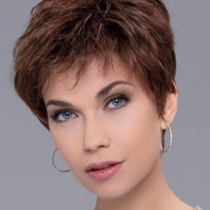 Bravo | Rooted Straight Women's Short Lace Front Blonde Wigs - wigglytuff.net