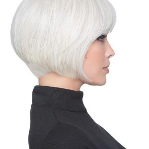 Le Bob | Bob Synthetic Brunette Blonde Red Women's Short Wigs - wigglytuff.net
