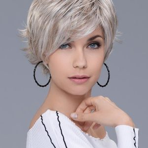 Raise   Rooted Red Straight Layered Synthetic Lace Front Wigs - wigglytuff.net