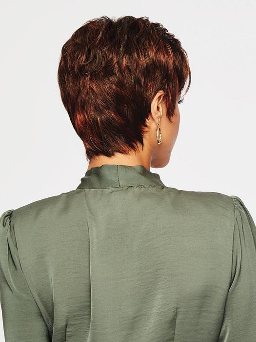Winner Large   Rooted Blonde Short Gray Wavy Brunette Black Synthetic Wigs - wigglytuff.net