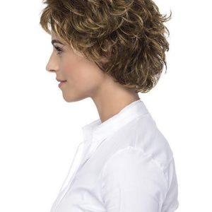 Diana | Curly Brunette Women's Blonde Wigs - wigglytuff.net