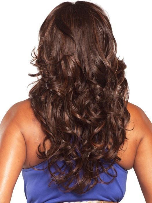 Britney | Long Women's African American Black Blonde Wigs - wigglytuff.net