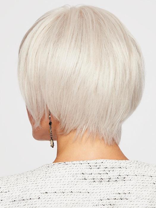 Muse   Short Blonde Women's Monofilament Straight Brunette Bob Black Wigs - wigglytuff.net