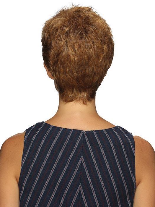 Nancy Petite | Short Brunette Straight Blonde Women's Wigs - wigglytuff.net