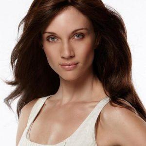 Amanda | Long Women's Synthetic Blonde Red Wigs - wigglytuff.net