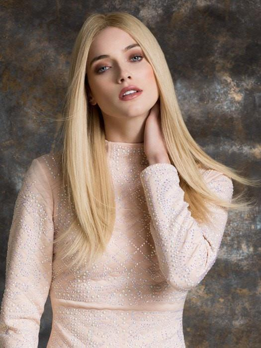 Obsession | Long Brunette Rooted Women's Monofilament Wigs - wigglytuff.net